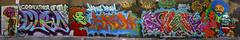 Cuba, Dagon, Dzyer (funkandjazz) Tags: sanfrancisco california tmc graffiti cuba dagon dzyer jamesbrown icp