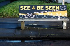 See and Be Seen posters