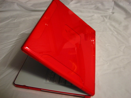 MacBook in red #1