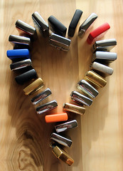 Zippo Heart (Color)