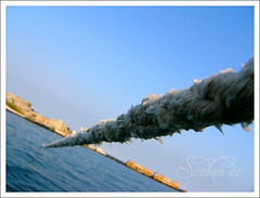 b13 (seil) (stieben) Tags: boot meer wasser urlaub rope panasonic fz10 seil bulgarien
