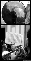 civilt (cherryfe - Federica Di Lorenzo) Tags: canon banda san folklore musica canon350d marco trombone riflessi processione 25aprile tradizioni civilt strumenti strumentimusicali tradizionipopolari spartito trombetta spartitomusicale federicadilorenzo cherryfe