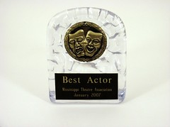Best Actor - MTA