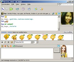 PIPI (soundofstress) Tags: yahoo chat messenger chatting nuno pipi ym yahoomessenger chating sxynino