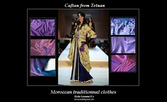 Caftan from Tetouan