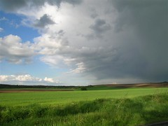 following a hailstorm (elisabatiz) Tags: clouds landscape