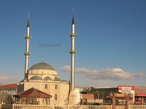 A mosque in eastern Turkey / トルコのモスク