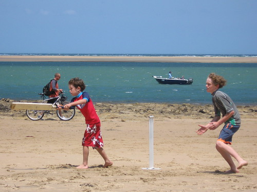cricket Inverloch