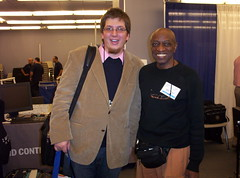 mw and Reggie Workman