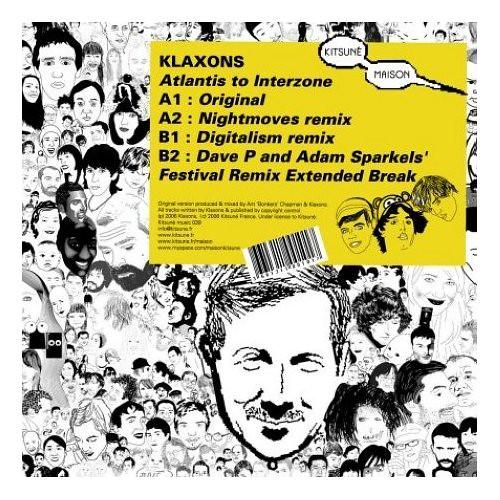 01 - Atlantis Klaxons