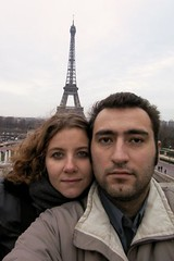 Betsy, Babak and a tower