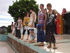 fashion show (alimander) Tags: art indonesia costume community indra activist yanti sampah taringpadi belanak subbish