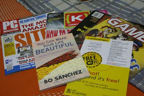 Blogparteeh07 Goodie Bag contents