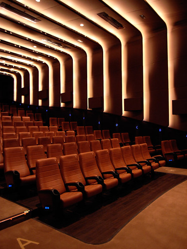 calajava 拍攝的 Cinema Auditorium Interior 3。