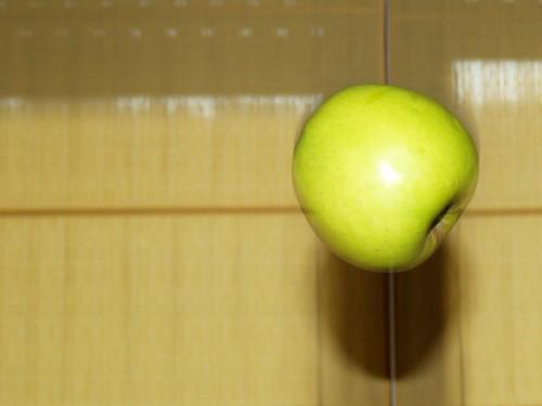 newton had no idea.. apples don't fall