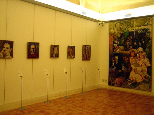 Some of Carlo Levi's Paintings
