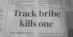 Killer Bribe