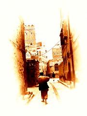 Sana'a (Khalid Alkainaey  ) Tags: life travel tourism beauty photography image islam picture middleeast oldman arabic yemen tradition sanaa   yemeni yaman     oldsanaa  ymen yemenia jemen  arabiafelix      arabianpeninsula iemen           yemenphotos     republicofyemen   yemenairways   yemenpicture    lifeandpeople  khalidalkainaey  yemeniamagazine   yemenimages  inyemen