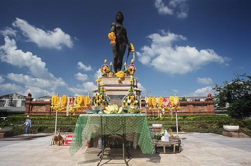 Lamphun-Thailand
