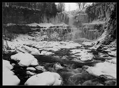 Chittenango Falls In the Winter (NY Longbow) Tags: winter ice nature waterfalls chittenango