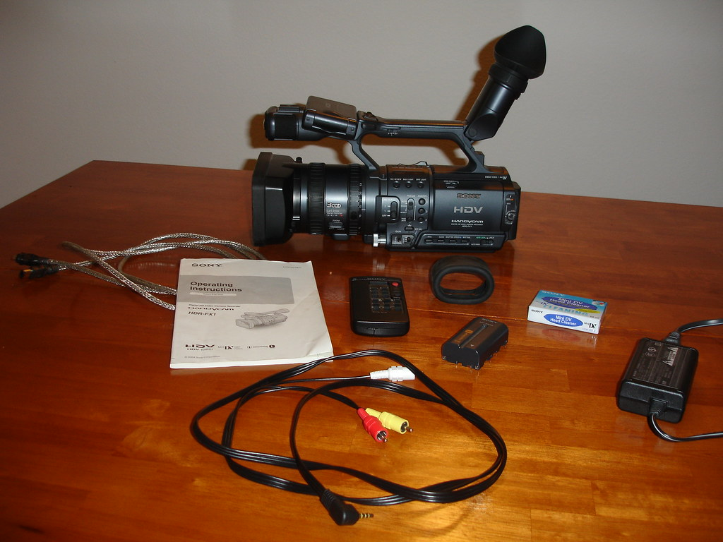For Sale: Sony FX1