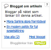 DN-bloggat
