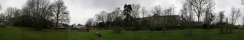 1830 -EE- Etiolles, centre archéologique -pano -s