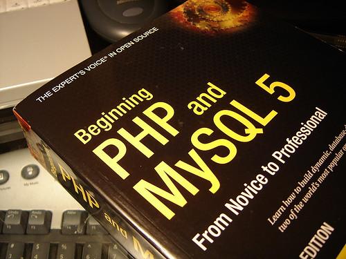 Beginning PHP & MySQL 5