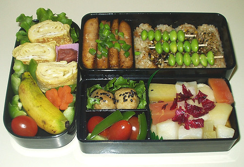 bento box fatto da conceptual_tea (flickr)