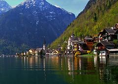 Alpine Oz (Karnevil) Tags: mountain lake austria europe village scenic hallstatt blueribbonwinner anawesomeshot colorphotoaward impressedbeauty lalandscape latravel travelerphotos