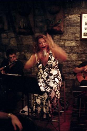 Fathima Santos at Vila's