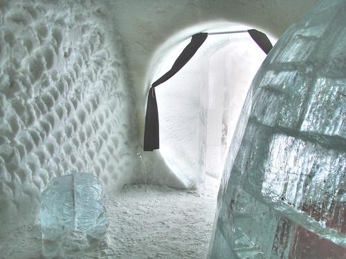 Chambre-de-glace
