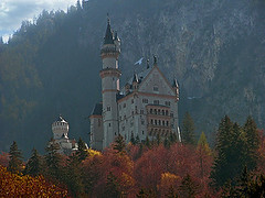 Fairy Tale Castle (Karnevil) Tags: alps castle germany bavaria europe neuschwanstein füssen alpsee cinderellacastle kingludwigii flickrsbest