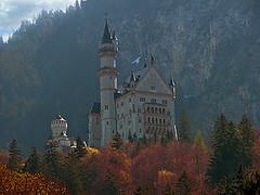 Fairy Tale Castle (Karnevil) Tags: alps castle germany bavaria europe neuschwanstein fssen alpsee cinderellacastle kingludwigii flickrsbest