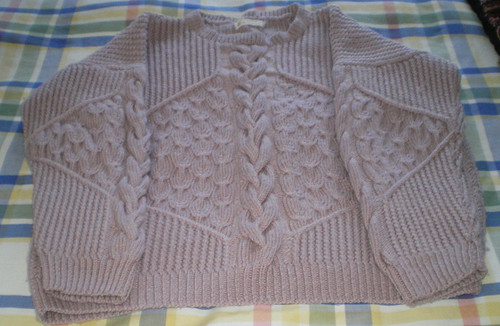 Lang merino sweater