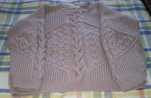 Lang merino sweater