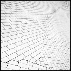White brick road 2 (Maerten Prins) Tags: street contrast nijmegen explore explored