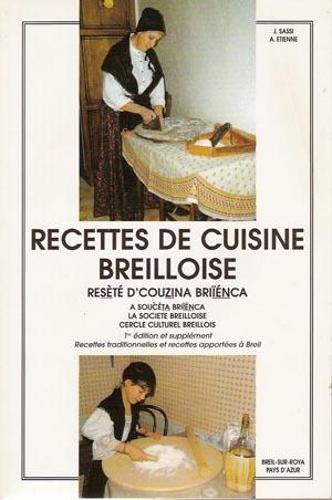 Recettes de cuisine breilloise