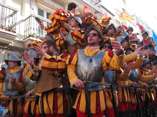 """Coro """"El Tercio de Cádiz"""" Carrusel de Coros Cádiz 2007"""