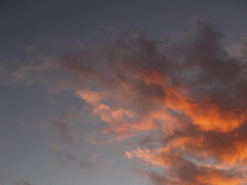 gorgeous sky (sunday)
