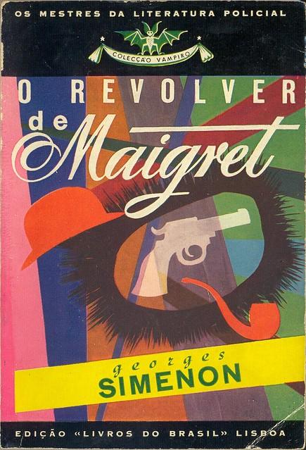 Cândido Costa Pinto, Georges Simenon, Le Revolver de Maigret, 1940s