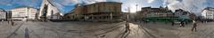 Barfüsserplatz 360° (Prozac74) Tags: panorama switzerland basel 360° barfüsserplatz canonefs1022mmf3545usm 8shots panoramastudio canoneos30d