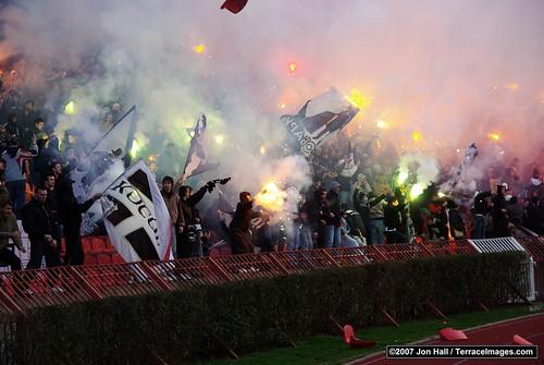 Partizan celebrations
