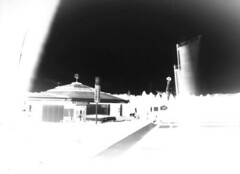 my first pinhole photo