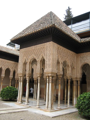 Visite el Palacio de la Alhambra