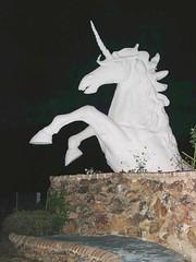 Unicornio en la oscuridad - Posada El Encanto