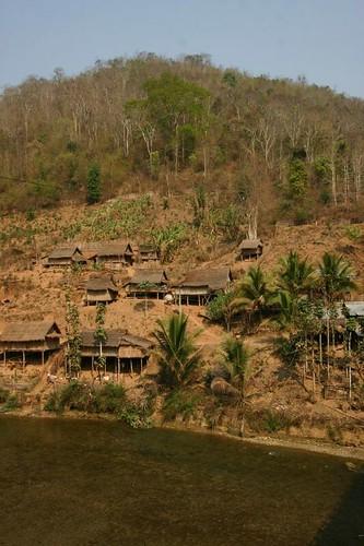 River village...