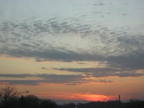 Sunset 3/2/07