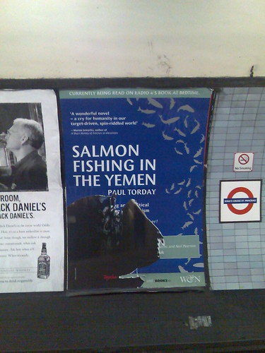 yemen funny. Salmon Fishing in the Yemen