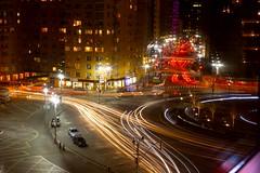 Merging Traffic - Columbus Circle (jetrotz) Tags: newyork cars night lights screensaver centralpark headlights timeexposure trump columbuscircle taillights superbmasterpiece 1on1nightshotsphotooftheday 1on1nightshotsphotoofthedaymar2007